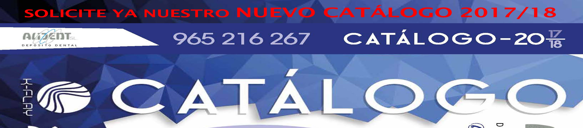 Alident Catalogo General 2017 2018